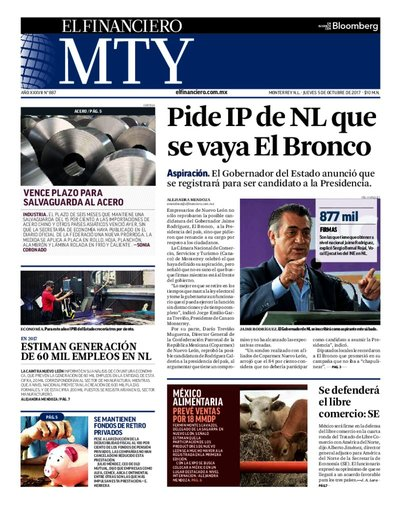Suplemento: Monterrey